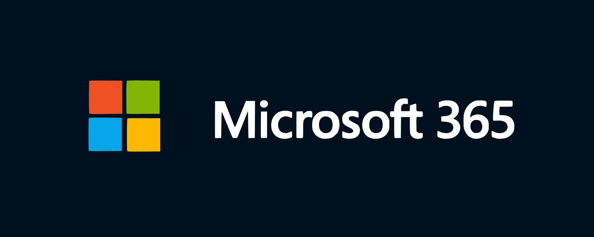 Microsoft® 365 Online